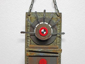 assemblage - Yei bust 7-2009